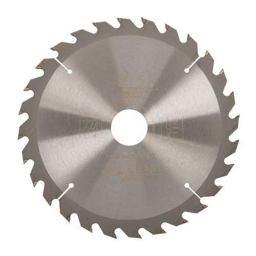 Triton 811349 Construction Saw Blade 184mm x 30mm 28 Teeth